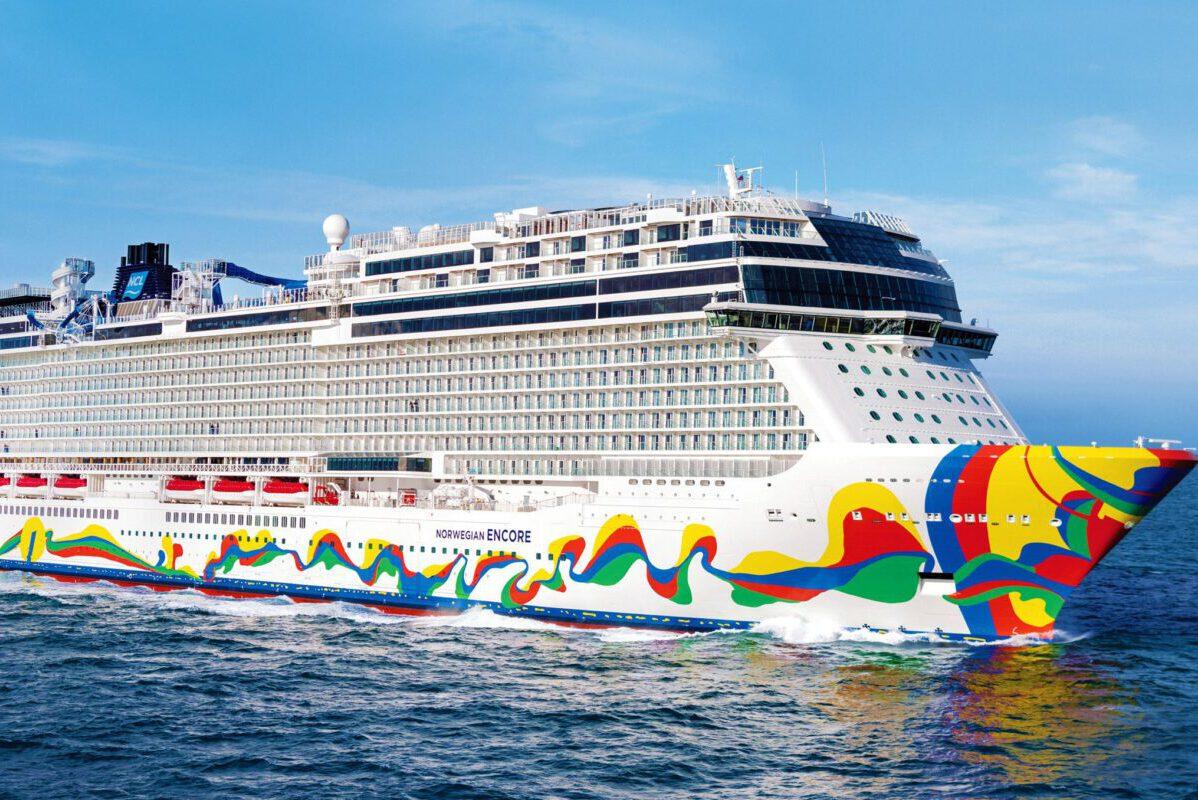 Most Extravagant Cruise Ships Around The World
